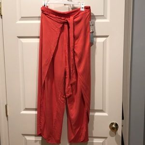 Swimsuit cover up pants